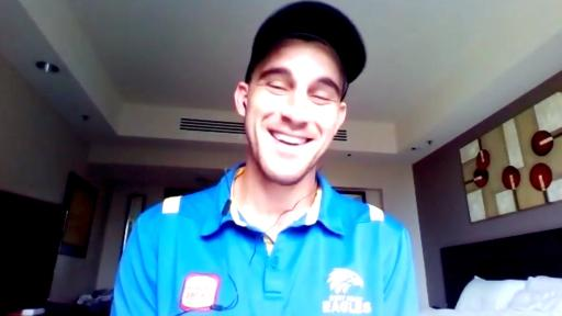 Macca caught up with West Coast's Elliot Yeo and he seems pretty positive about the weekend...