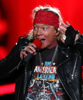 The Greatest Singer Of All Time Revealed As Ol' Mate Axl Rose