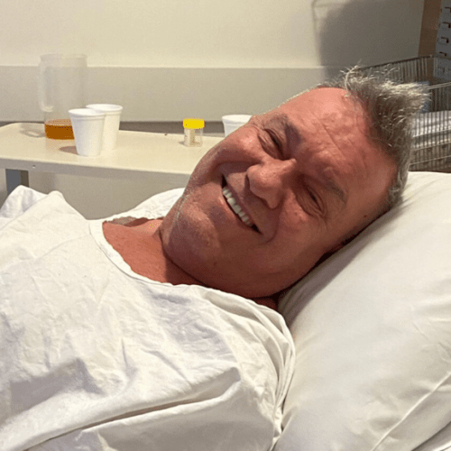 Jimmy Barnes Reveals He Was Admitted To Hospital On Monday Night