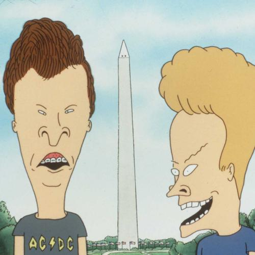 Animated 90s Comedy 'Beavis And Butt-Head' Is Getting A Reboot