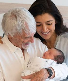 Former F1 Mogul Bernie Ecclestone, 89, Welcomes Newborn Son, Considers Another