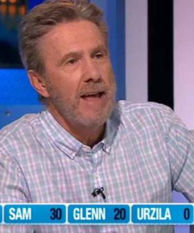 Glenn Robbins Just Pranked His Tradie Mate With Probs The Best Dad Joke Ever