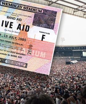 It's 35 Years To The Day That 'Live Aid' Exploded Onto Our Screens