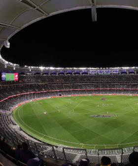 AFL Set For 33 Games In 20 Days And 'A Fair Bit Of It In Perth'