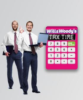 Will & Woody's Tax Time With H&R Block