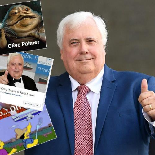 Palmer Drives McGowan 'Nuts' While WA Rallies With A 'Cough At Clive' Event