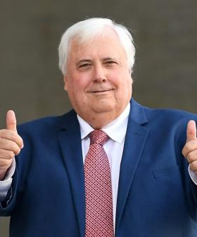 Clive Palmer Won't Face WA Voters After Pulling Out Of Election