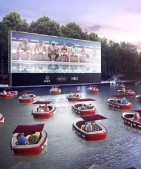 Perth Is Getting A Pop-Up Floating Cinema With FREE Popcorn