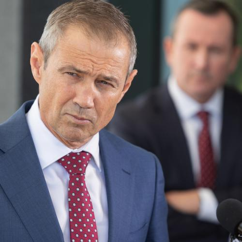 'I'm Not Sure He'd Be All That Welcome': Roger Cook On Clive Palmer Entering WA