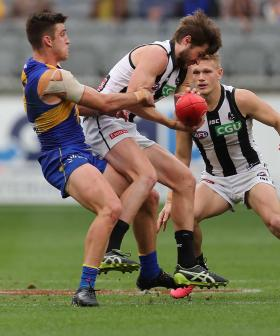 Eagle Elliot Yeo Faces One-Match Ban Over Collingwood Strike Charge