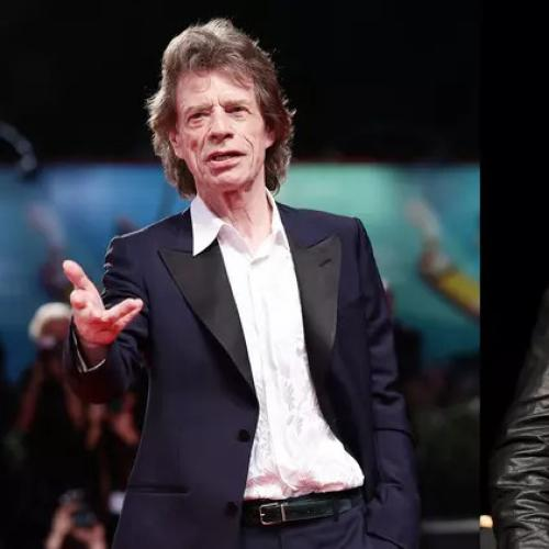 Mick Jagger Had 'Completely Forgotten' About Collaboration With Jimmy Page