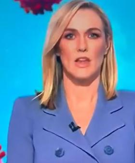 Channel Nine Accidentally Aired A Reporter Saying 'F--k My Life' And Honestly, We Feel You