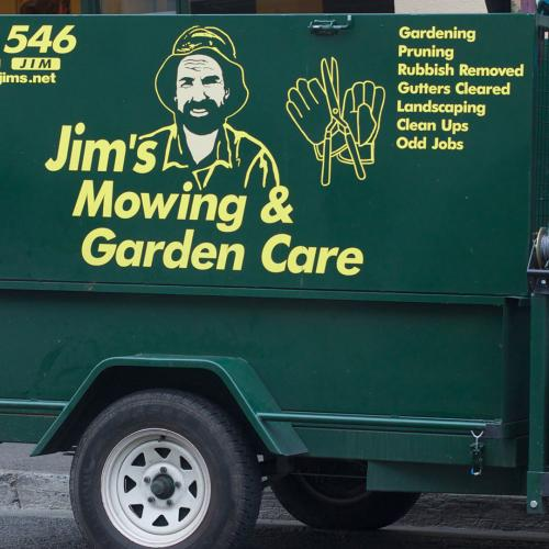 Founder Of Jim's Mowing Calls For Franchisees To Be Given COVID Vaccine Priority