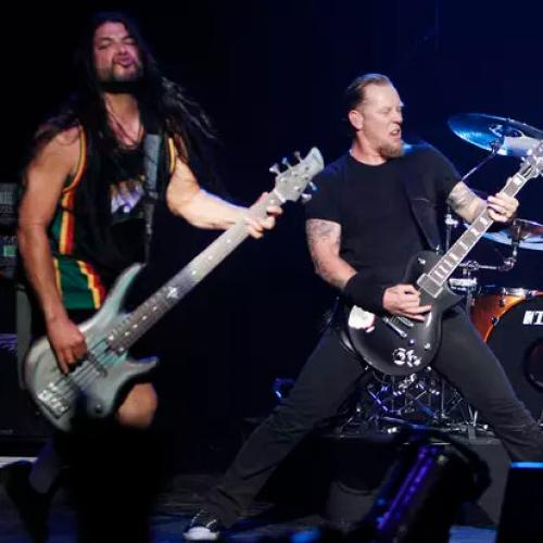 Metallica Reunites In Person And Announces Drive-In Concert Film