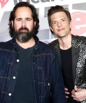 Brandon Flowers Reveals The Killers Are Already Working On Another Album