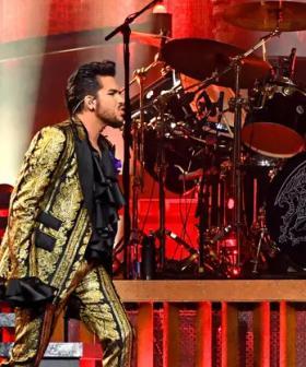 Queen + Adam Lambert Announced First Album, 'Live Around The World'