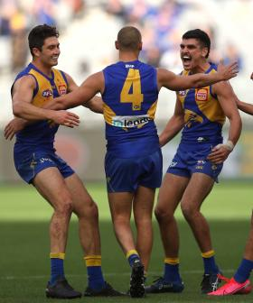 Blues Pinged In AFL Defeat To West Coast