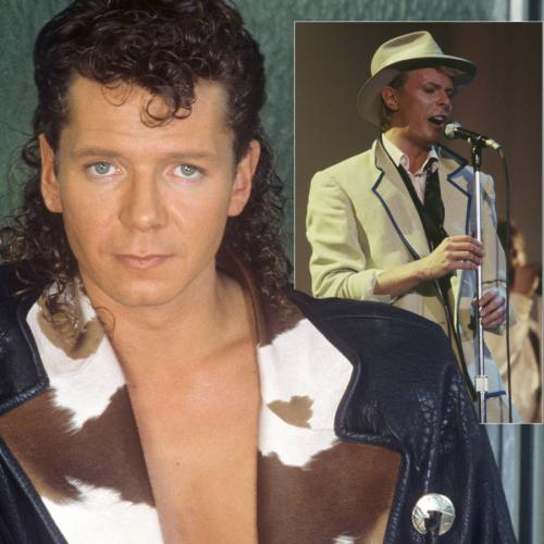 Icehouse's Iva Davies Had The Same Suit Tailor As David Bowie... Say What
