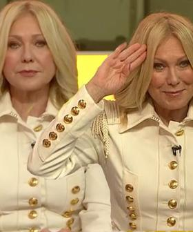 'It Is What It Is': Tearful Kerri-Anne Kennerley Addresses Her Sacking Live On 'Studio 10'