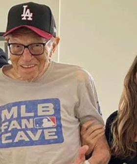 TV Legend Larry King Opens Up About Losing Two Of His Children Within Weeks Of Each Other