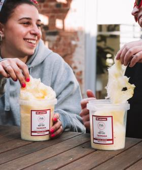 Red Rooster Is Collab-ing To Release A 'Pineapple Fritter' Fairy Floss!