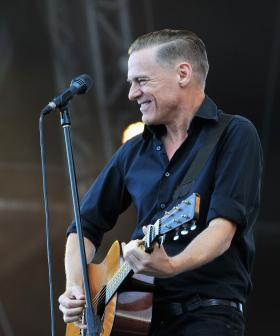 Bryan Adams Has Announced He's Performing A Stadium Show Next Month!