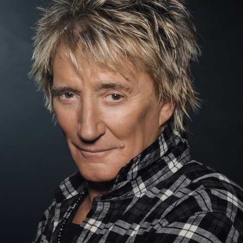 Rod Stewart Reschedules His 2020 'The Hits!' Tour & You'll Be Waiting A While To See Him Again