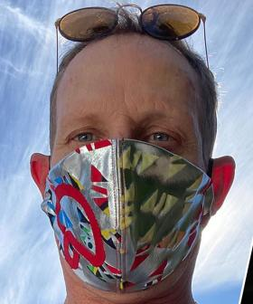 Todd McKenney Launches His Own Face Mask Marketplace For An Incredible Cause