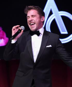 Actor Hugh Sheridan Says He's 'Scared' Following Positive COVID-19 Test