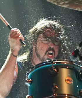 10-Year-Old Epically Answers Dave Grohl's Drum Challenge