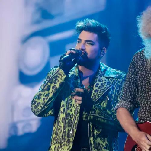 Watch Queen + Adam Lambert Perform Freddie Mercury Solo Hit Live In Japan