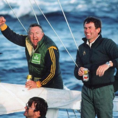 'It Was A Helluva Couple Of Weeks In Fremantle': Australia ll Legend Recalls America's Cup Win