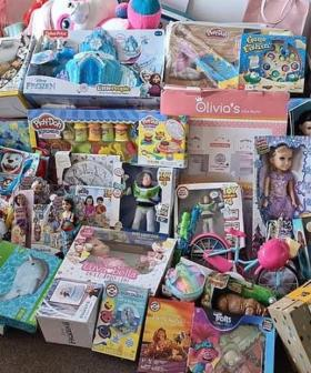 Internet Reacts To Aussie Mum's HUGE Christmas Haul For Her Two-Year-Old