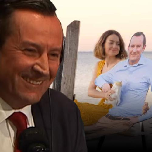 Mark McGowan Blushing Hard Over Perth Comedian's Love Song For Him Is A MUST-WATCH