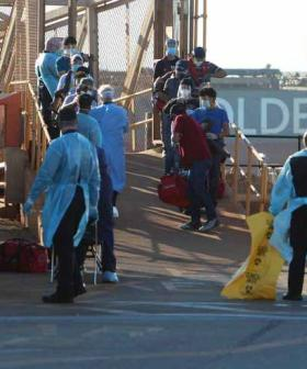 'My Preference Is To Take The Crew Off': WA Health Minister To Visit Port Hedland