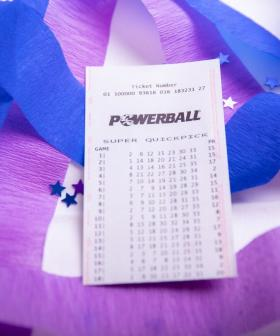 One Lucky Aussie Scoops ENTIRE $60 Million Powerball Draw