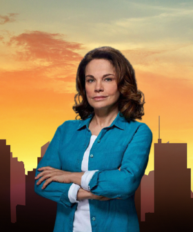Who's Calling Christian: Sigrid Thornton