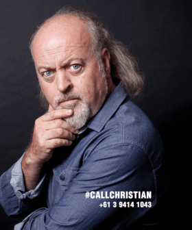 Who's Calling Christian? Bill Bailey!