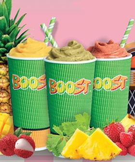 Boost Juice Is Selling Coriander & Pineapple Smoothies & What On Earth