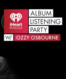 How to Listen To The iHeartRadio Album Listening Party With Ozzy Osbourne