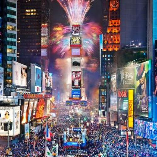 Confirmed: New York's Famous NYE Ball Drop To Go Virtual