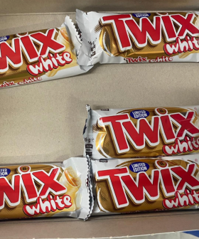 'Scuse Me But White Twix Bars Have Been Spotted On Supermarket Shelves
