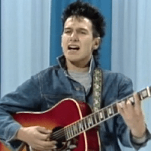 1927's Frontman Eric Weideman Was Discovered On 'Hey Hey It's Saturday'