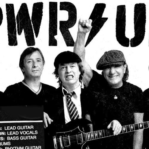 The Band's Back Together! AC/DC Officially Announce Classic Line-Up