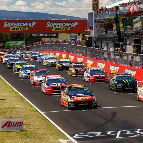 One More Year Of Bathurst As We Know It... Before THIS Car Replaces The Holden Commodore