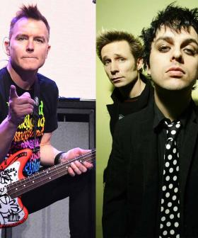Mark Hoppus Says 'What's My Age Again?' Riff Was Inspired By Green Day
