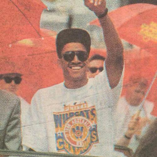 Perth Wildcats Bring Back Retro T-shirt Celebrating 1990 NBL Championship