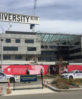 Investigation Underway Into Fatal Curtin University Roof Collapse