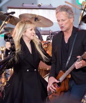 'I Just Felt Like A Dying Flower All The Time': Stevie Nicks On Lindsey Buckingham