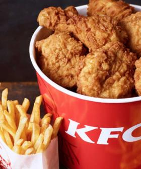 How KFC Was Already Way Ahead Of Its Game When COVID Hit